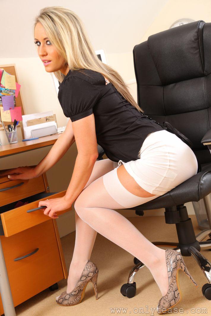 фото секси секретарша