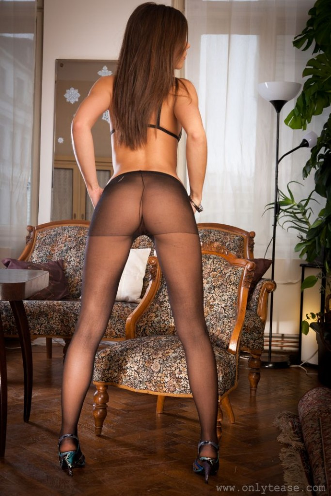 hot ass women wearing pantyhose